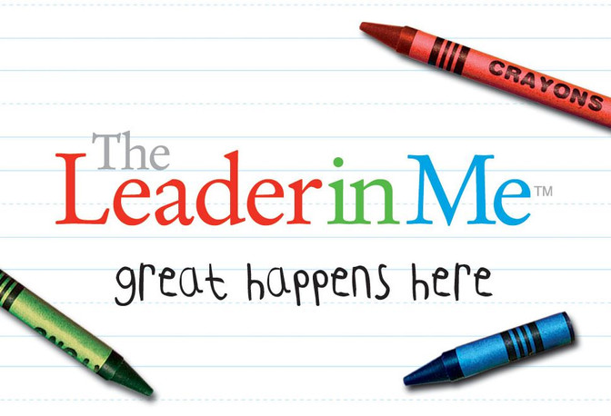 How is The Leader In Me implemented?