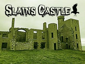 CoD Visits Slains Castle