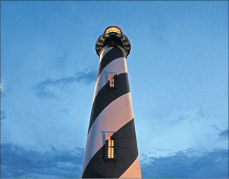 CoD Visits the St. Augustine Lighthouse