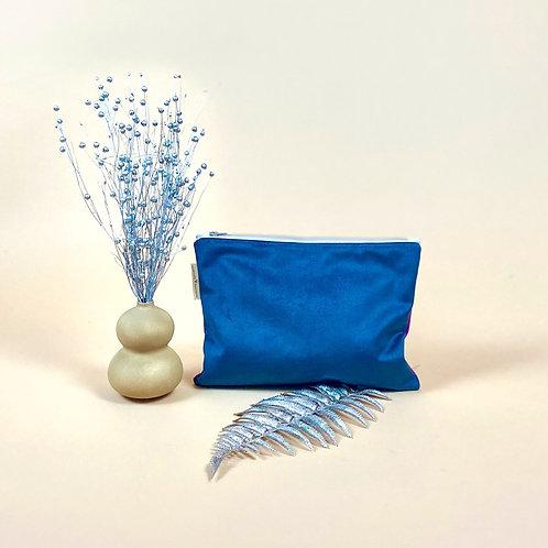 Pochette Blue Velvet