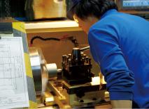 冷間鍛造の職人技術 ,金型製作