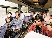 アイデアソン 大阪大学を出発