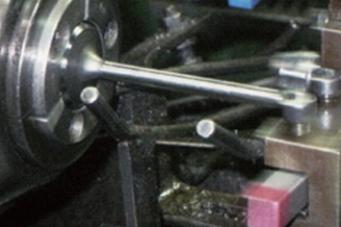 カスタムバルブの製造