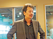 コマ大戦実践,講師:緑川賢司  株式会社ミナロ代表取締役