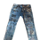 Thumbnail: Makobi Dark Wash Jeans