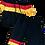 Thumbnail: Concepts Women's Hoodie Stripe Sets