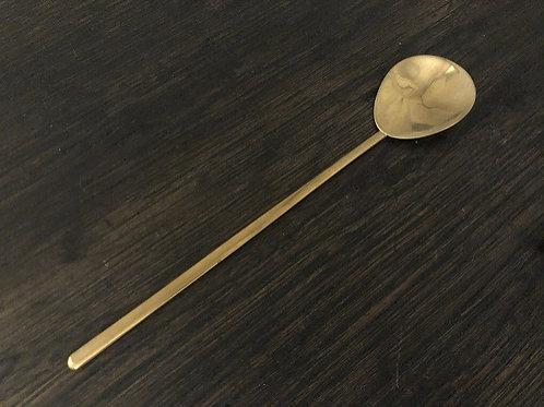 真鍮の大き目スプーン