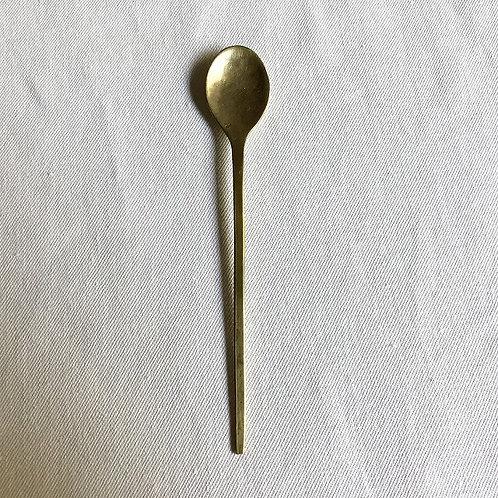 真鍮のスプーン D
