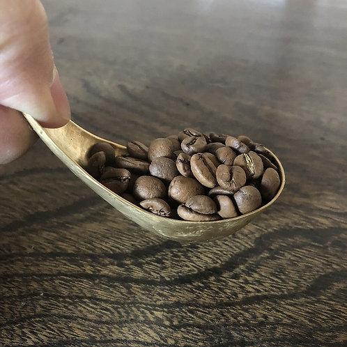 真鍮のコーヒーメジャースプーン01