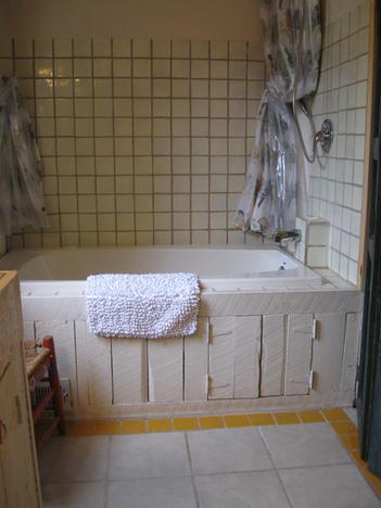 Canyon Cottage bath