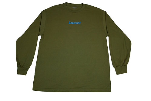 olive long-sleeve
