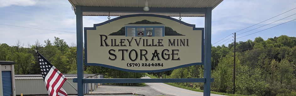 Rileyville Mini Storage Store Front