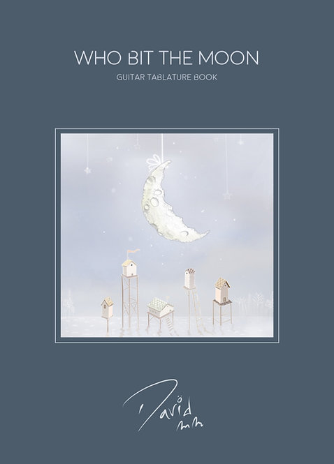 Who Bit The Moon | Tab-Book (digital)