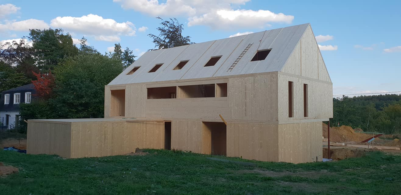 Maison unifamiliale à Lasnes