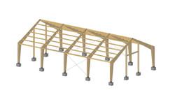 Conception de structure bois