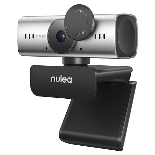 Nulea C905 Webcam with Stereo Microphone