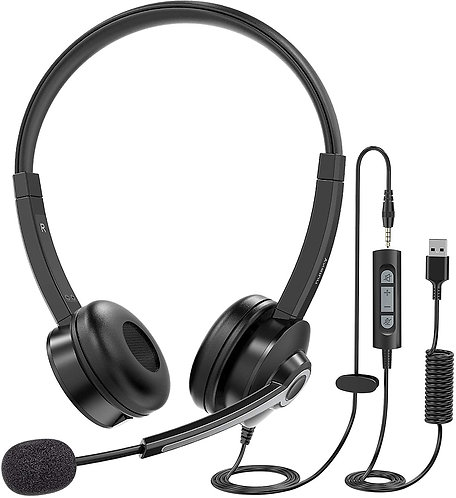 Nulaxy MHP682 USB Headset