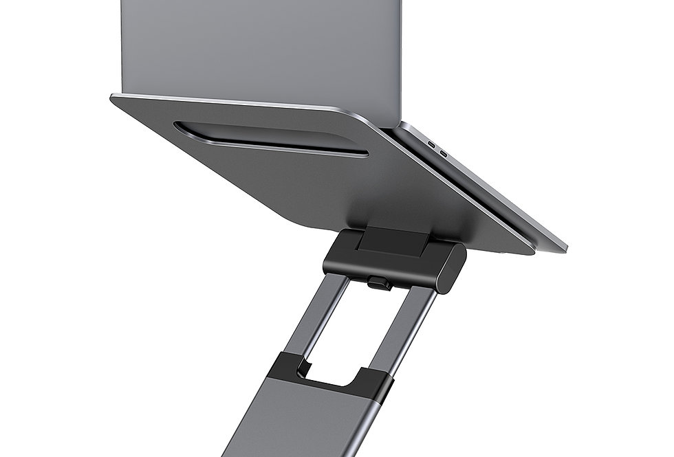C5 Laptop Stand--Grey