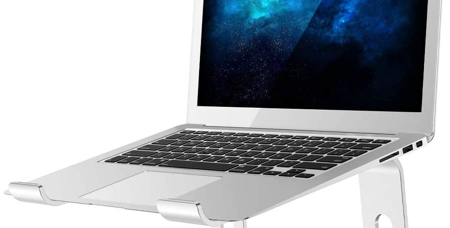 C3 Laptop Stand--Silver
