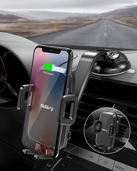 Nulaxy WCT03 Wireless Car Charger