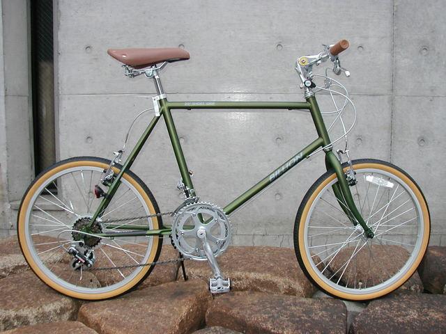 ビリオン自転車工房 SG物語