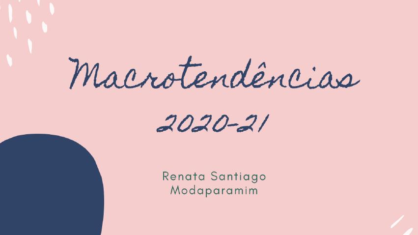 E-book Macrotendências 2020/21