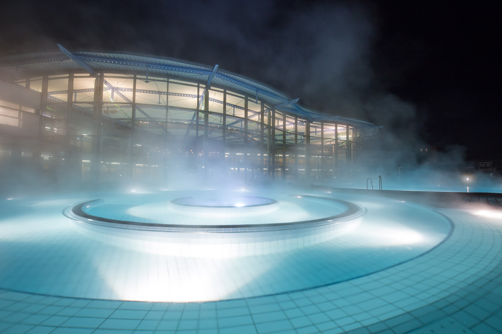 Heisse Quelle - Waldsee Therme