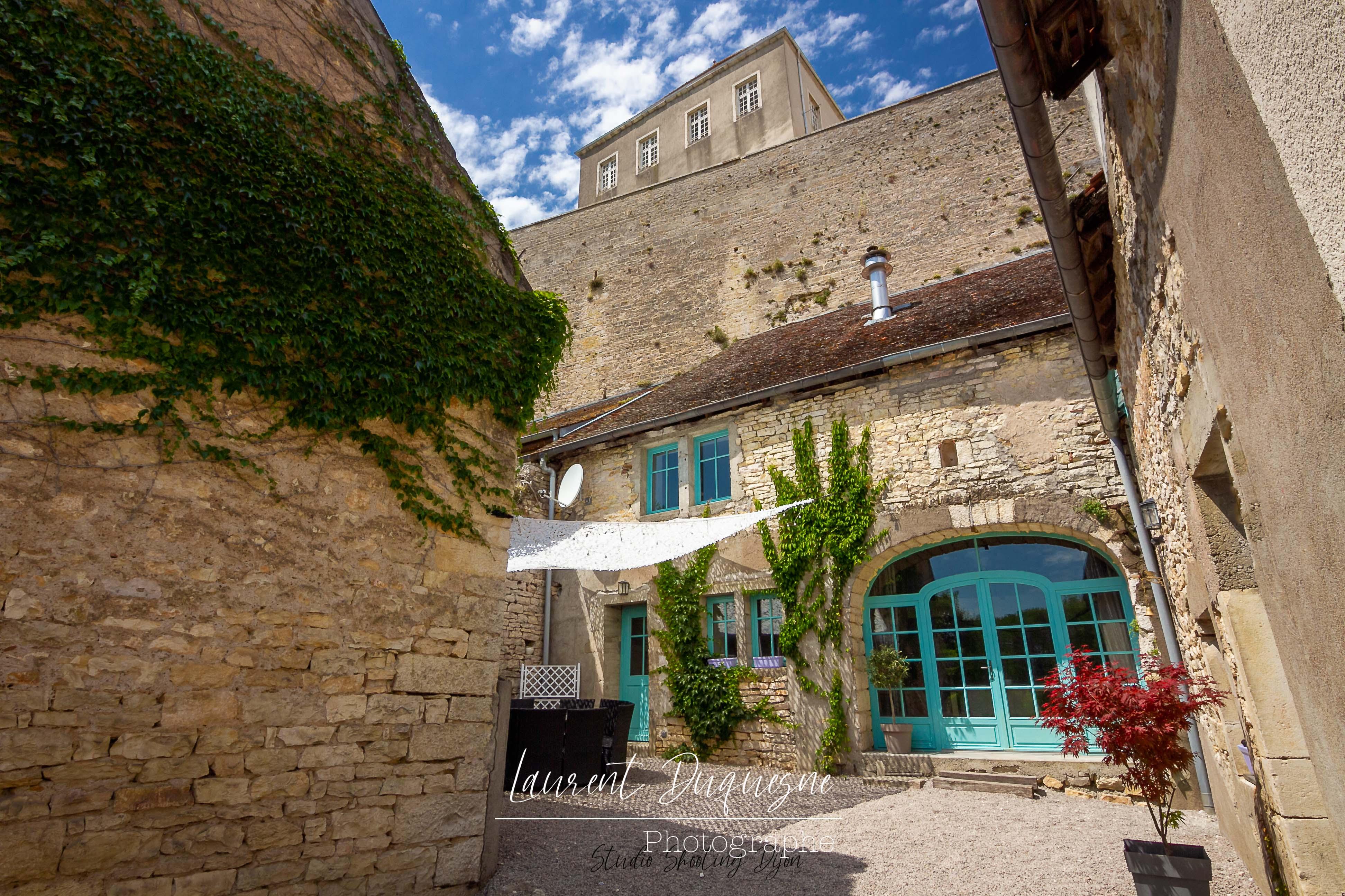 Shooting immobilier Saône & Loire