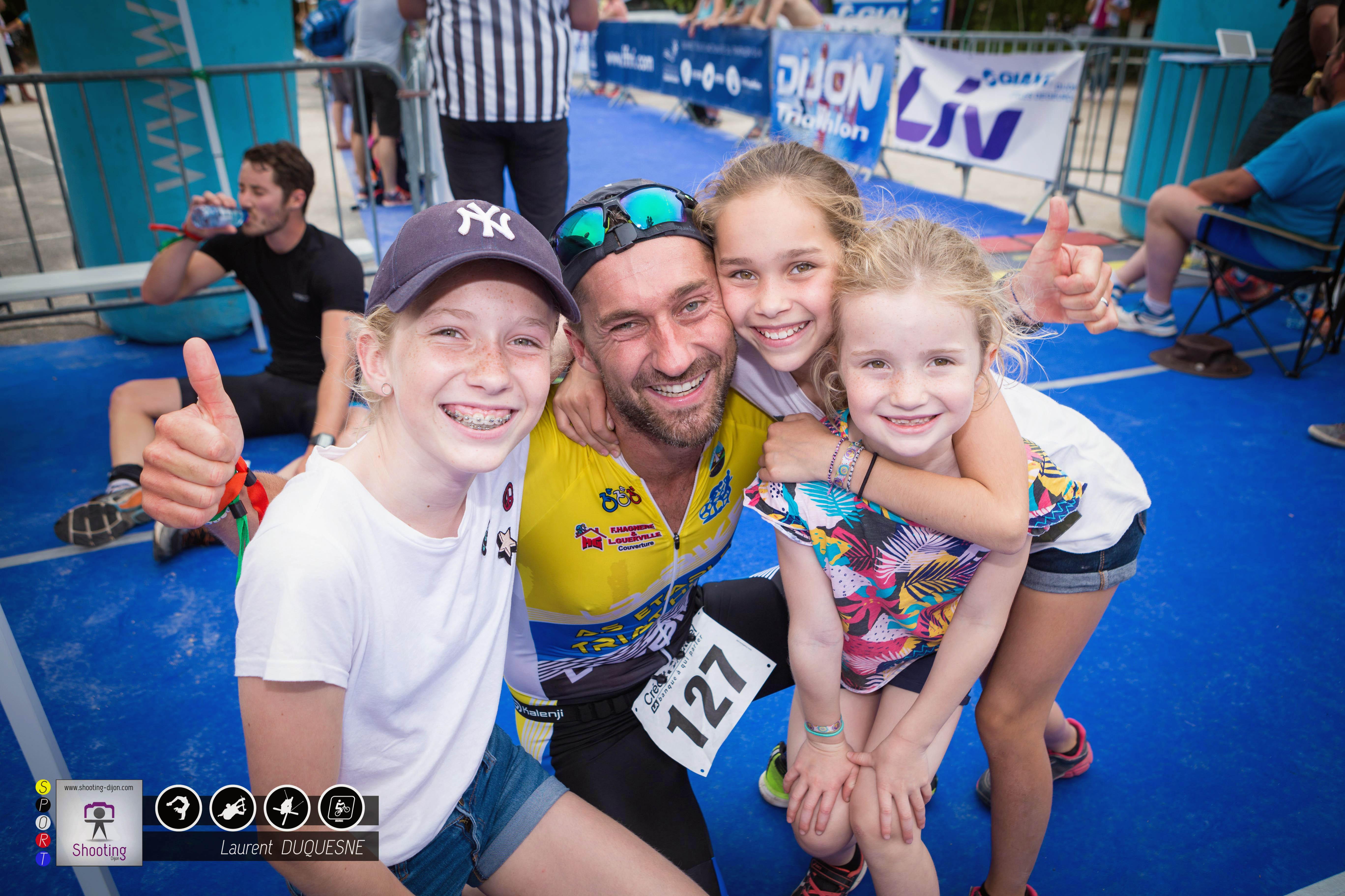 Triathlon de Dijon 2018