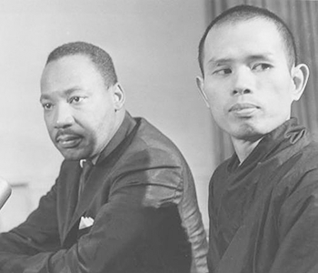 Martin Luther King&Thich Nhat Hanh