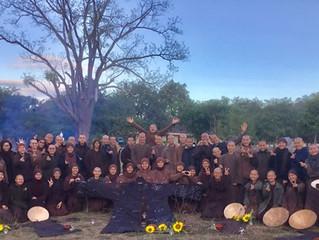 Br.日光 サンガ社WEBサイトの連載「プラムヴィレッジでの僧侶生活」