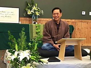 マインドフルネスの週末in長野 withブラザー・チャンフイ & シスター・チャイ on Live from プラムヴィレッジ !