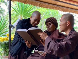 ティク・ナット・ハン師 タイ国での健診を終えて帰国