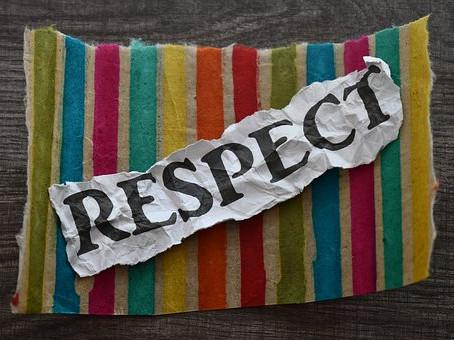 Do you respect yourself enough?