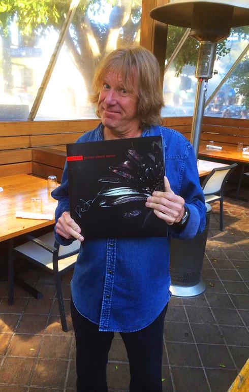 w/ Keith Emerson of Emerson, Lake & Palmer