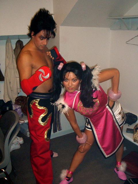 MC fight night, Playstation 2