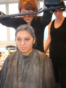 Getting old - make up