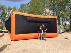 Stunt360 Airbag