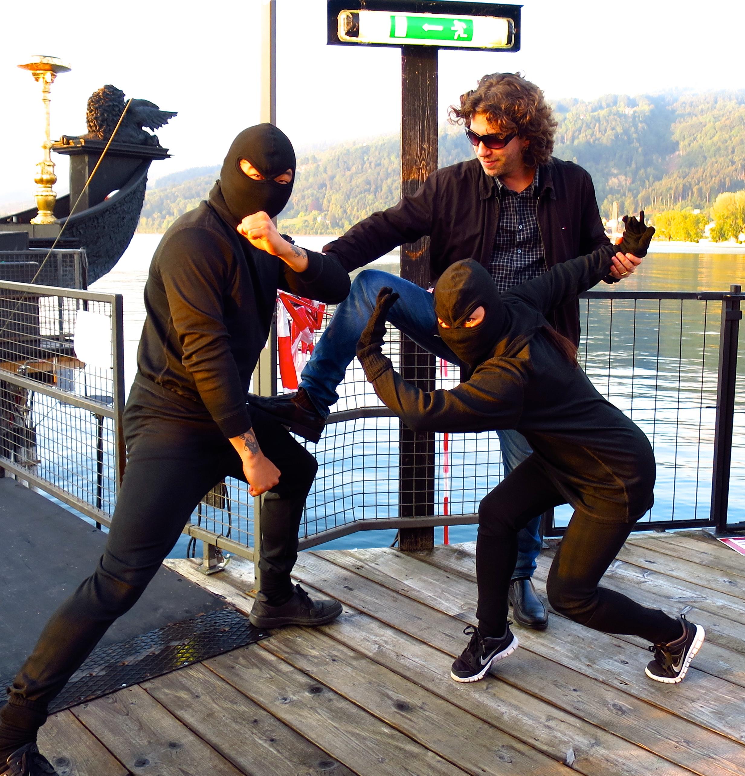 Ninja jokes