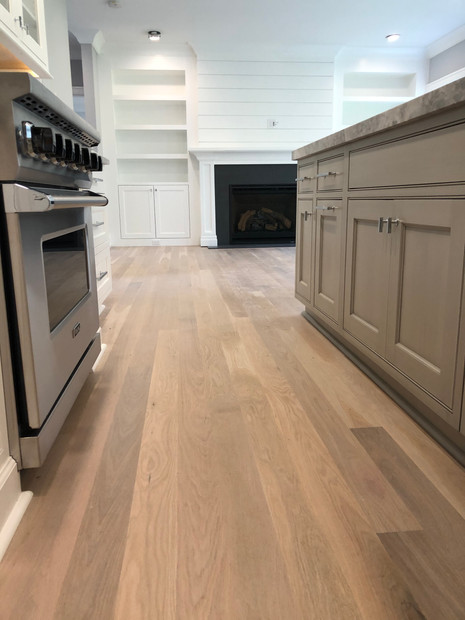 White Oak Hardwood Floor Long Island