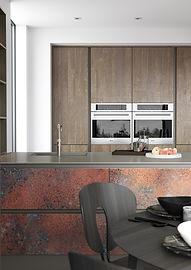 ferro oxidized copper and rezana espress