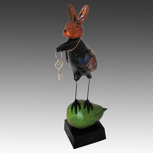 Raven in Disguise-March Hare