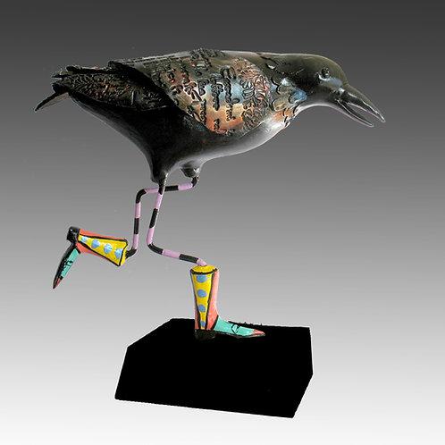 Raven on the Run