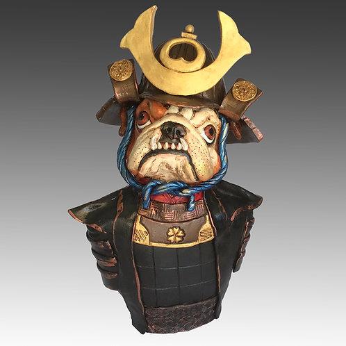 Samurai Bulldog