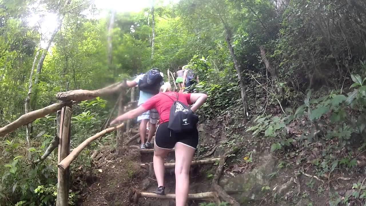 Climb The Pitons