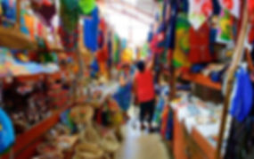 Shopping-in-Saint-Lucia-Castries-Market-
