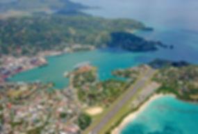 GFL Charles-Airport-Vigie-St.Lucia-aeria