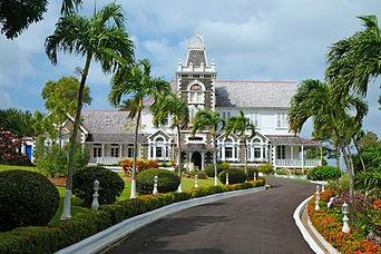 Morne-Fortune-St-Lucia-governer-general-