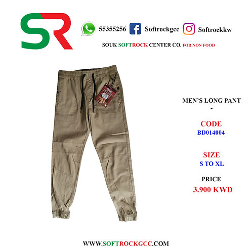 Men's Long Pant