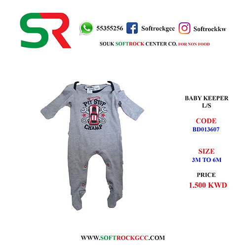 BABY KEEPER L/S
